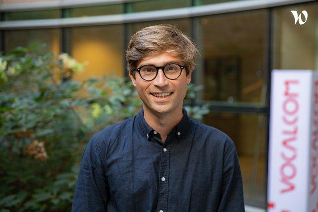 Conoce a Alexandre, Arquitecto de aplicaciones - Vocalcom