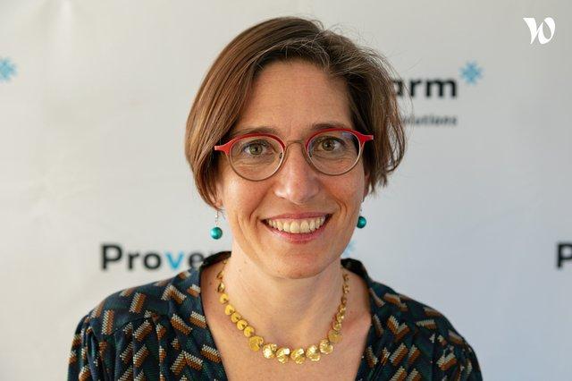 Rencontrez Muriel, Directrice Qualité - Provepharm Life Solutions