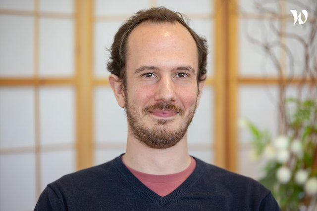 Rencontrez Benoît, Traffic Manager - ViewPay