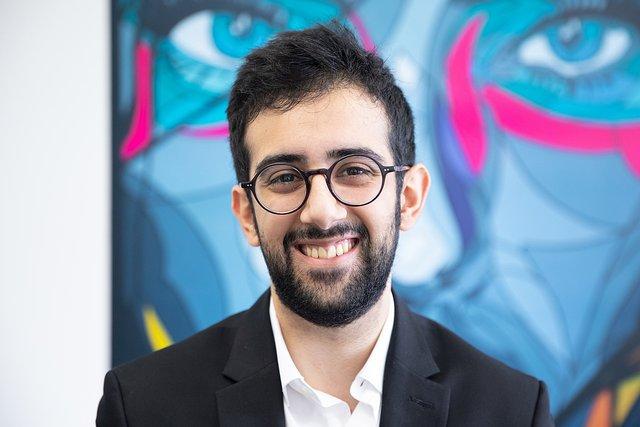 Rencontrez Benjamin, IA : Blockchain consultant senior - Sopra Banking Software