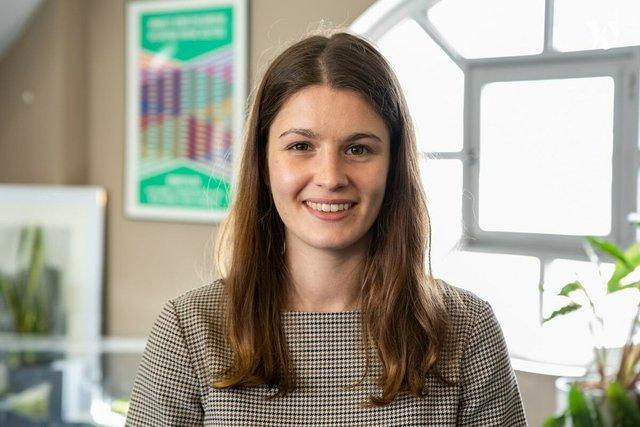 Rencontrez Ophélie, Account Manager Copropriétés - UpFactor
