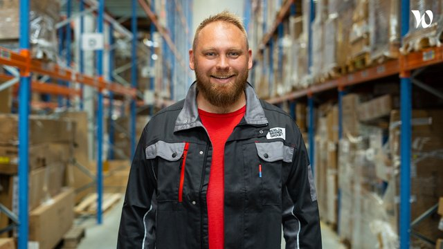 Meet Pavol Bušovský, Head of Warehouse - Berlin Brands Group