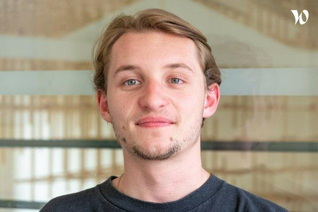 Rencontrez Léopold, CFO - Mediflash