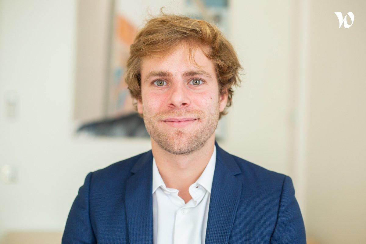 Rencontrez Jean-Paul, Associate - Capitalmind