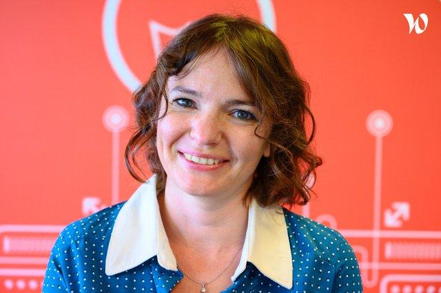 Rencontrez Aude, Développeuse - Travaux.com