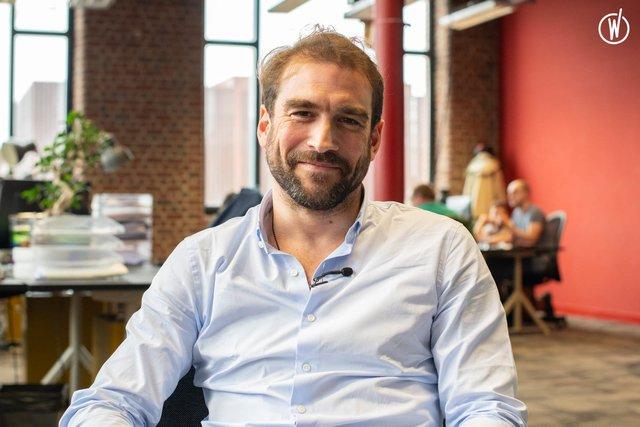 Rencontrez Jean-Christophe, CEO - Isabo