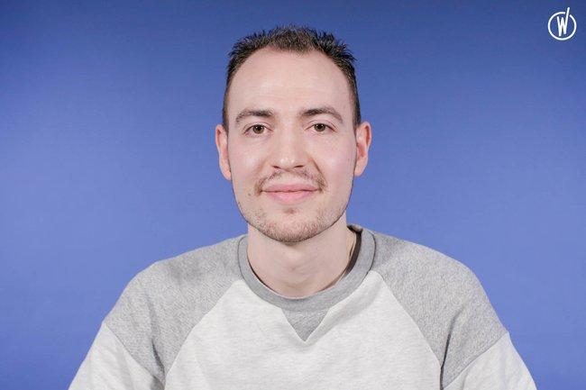 Rencontrez Florian, Lead Backend Développeur - meltygroup