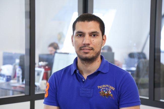 Rencontrez Yassine, CEO & Cofounder - Beekast
