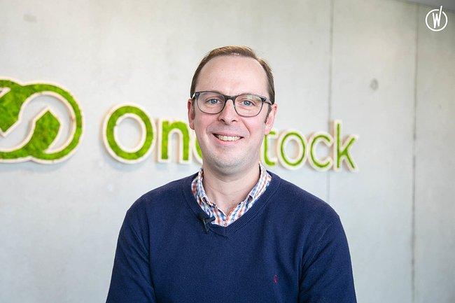 Meet Andy, UK Business Developer - OneStock