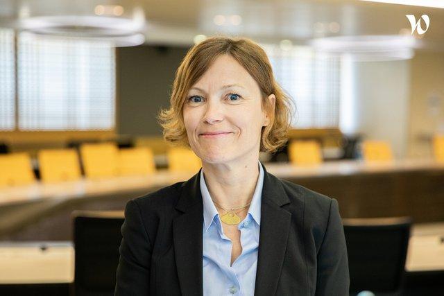 Rencontrez Estelle, Property and Power Manager - SCOR