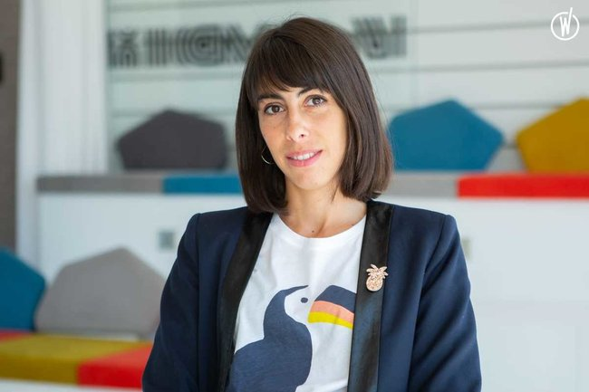 Rencontrez Catherine, Manager - Tilt Ideas