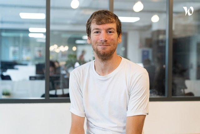 Rencontrez Quentin Guilluy, CEO & Co-Founder - Andjaro