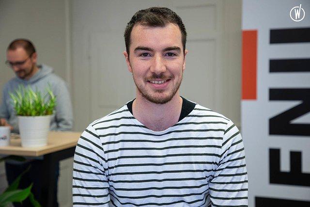 Rencontrez Florian, Mobile Developer - Jenji