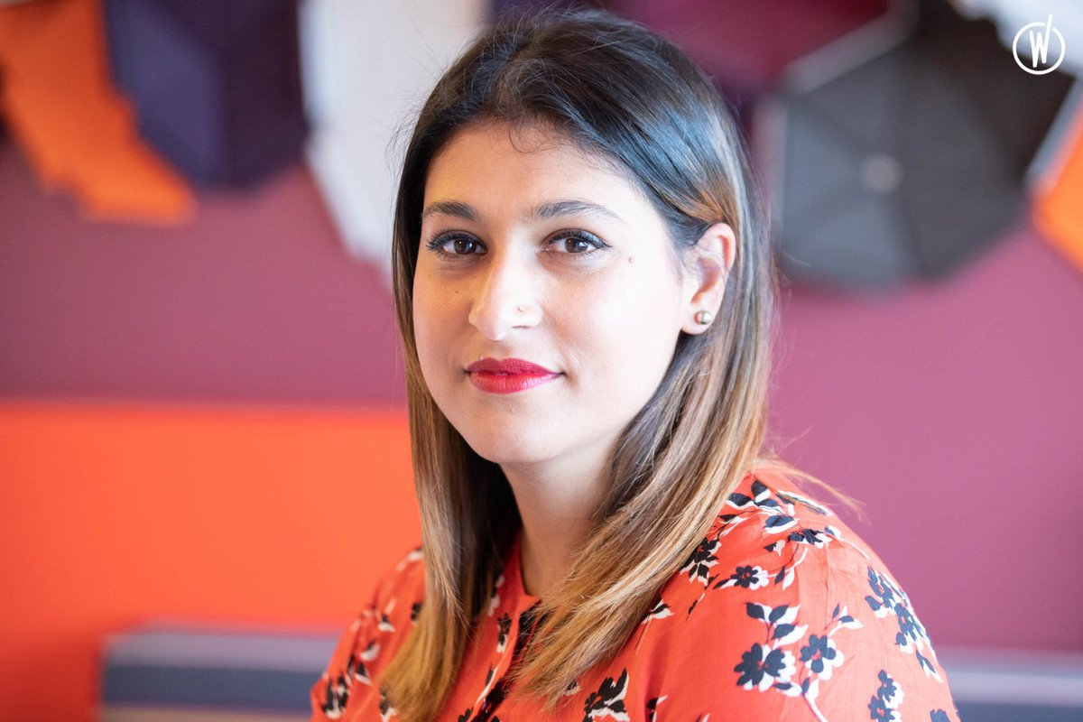 Rencontrez Aalima , Sales Manager Benelux - REED EXHIBITIONS ISG France & Benelux