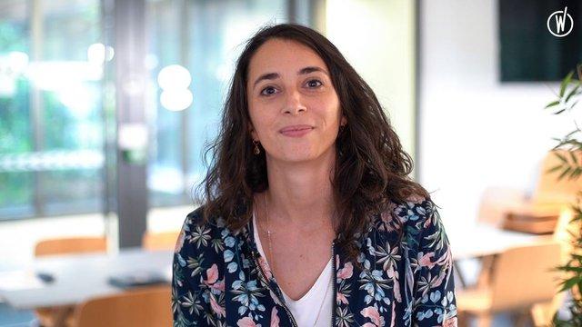 Rencontrez Alizée, Project Manager - Photoweb