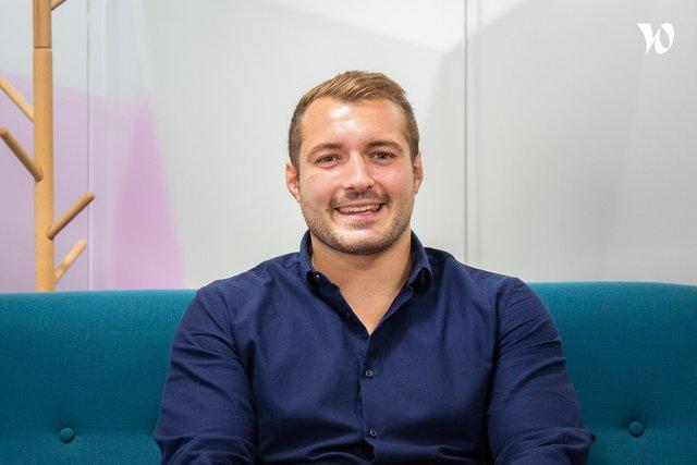 Rencontrez Paul , Ingénieur Commercial - Groupe Idemaps