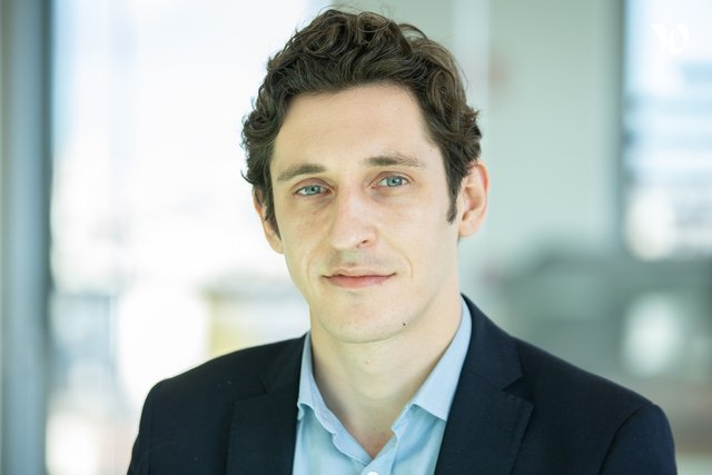 Rencontrez  Baptiste, Responsable Service Clients - STAFFMATCH