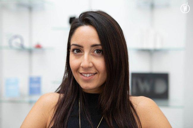 Rencontrez Sofia, Senior Project Manager - IWD