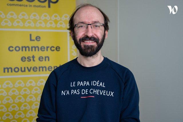 Rencontrez François, CTO - Woop