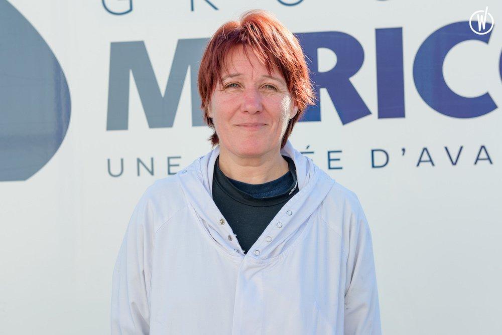 Rencontrez Christine, Fileteuse - Groupe Mericq