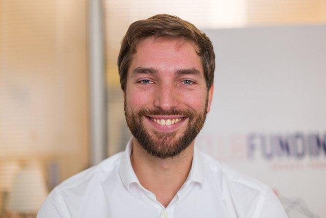 Rencontrez Gautier, Responsable Corporate - ClubFunding