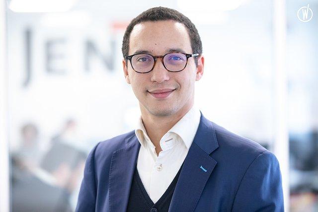 Rencontrez Pierre-Marie, Project Manager - Jenji