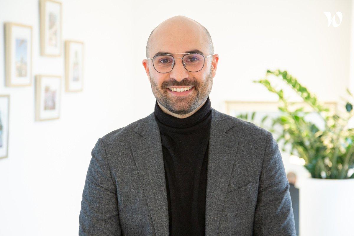 Rencontrez Jérémy, Directeur Général chez Lamarck Solutions - Lamarck Group