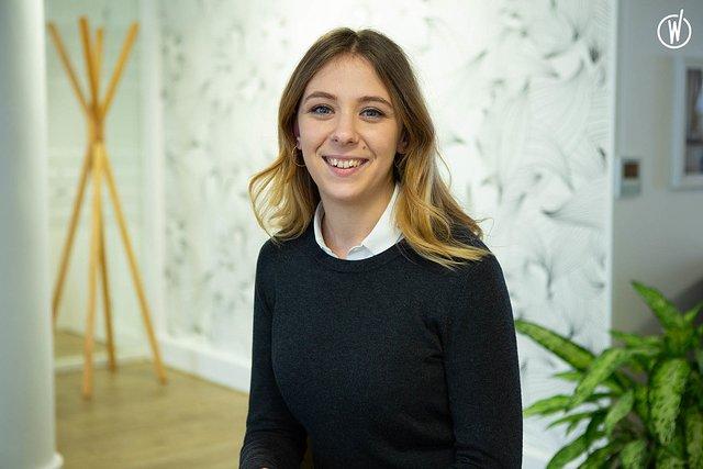 Rencontrez Saranda, Consultante Sénior - Cenova