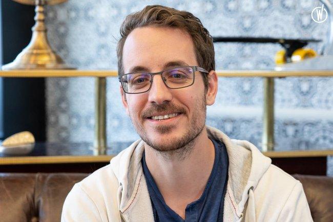 Rencontrez Florian, PMO Data Analyst - evoteo