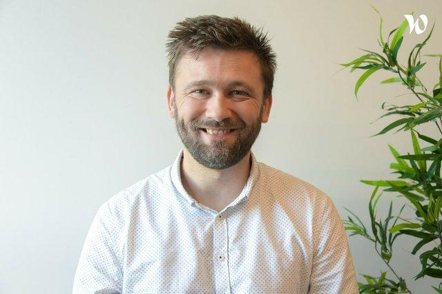 Rencontrez Pierre, Directeur de projet - UpMan Consulting