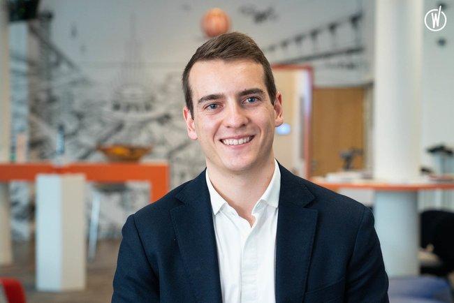 Rencontrez Steve, Chef de projets en systèmes d'information - Groupe ADP