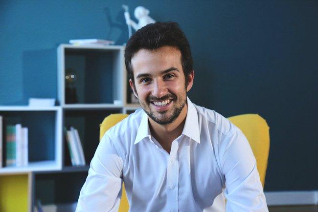 Rencontrez Jeremy, CEO de SparkUp - Nimley