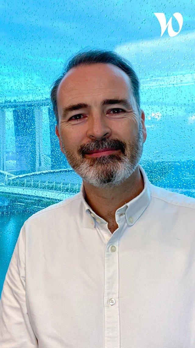 Découvrez Sightcall avec Alex Leroux – VP Sales APAC, Singapore - Sightcall