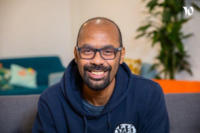 Rencontrez Frédéric, Growth Engineer - Markentive