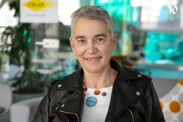 Rencontrez Nathalie, Digital Factory Officer - Colas Digital Solutions