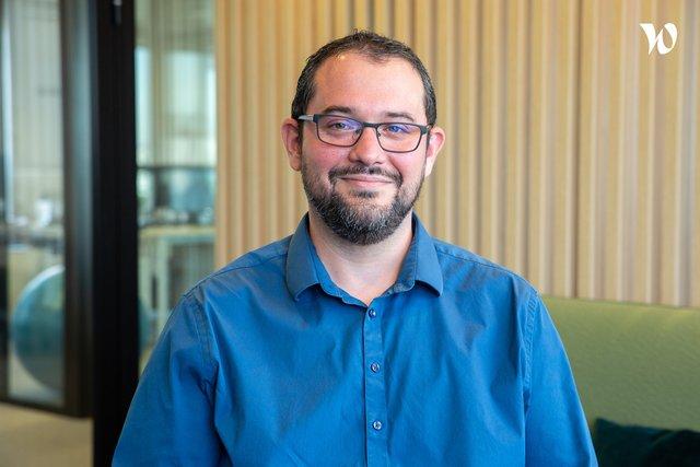 Rencontrez Julien, Directeur de projets - TBS Group
