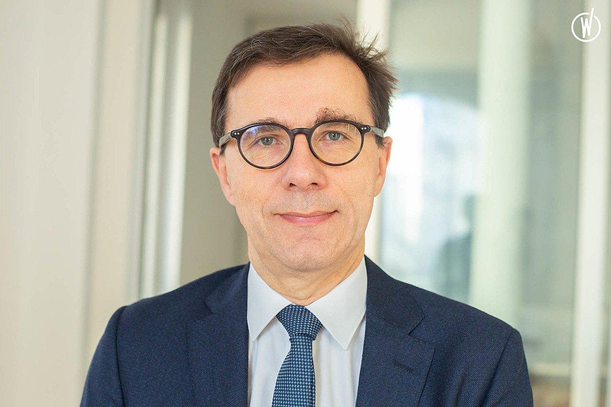 Rencontrez Jean-Baptiste, Directeur - Nouvelles Donnes