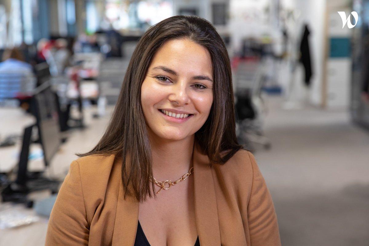 Rencontrez Cassandre, Lead Consultante - Devoteam Management Consulting