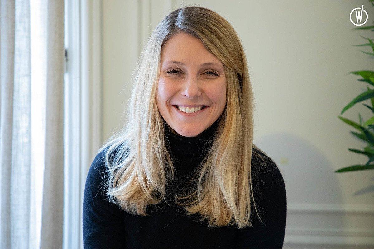Rencontrez Emmanuelle, Consultante Data Marketing - Teaminside Group