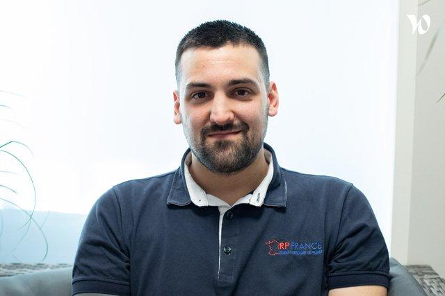 Rencontrez Antoine, Commercial - RP France