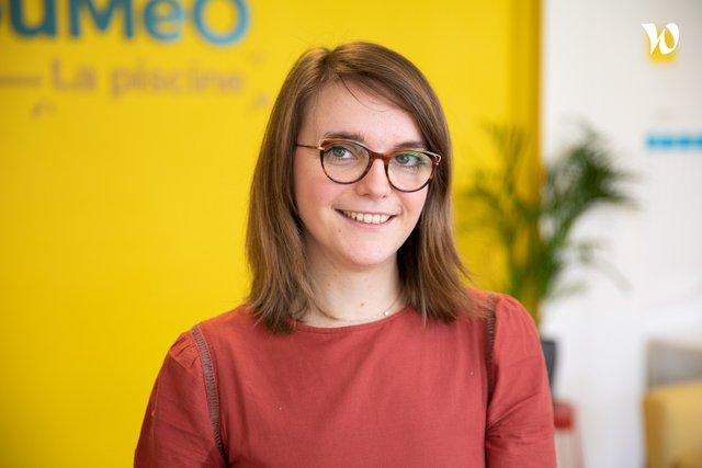Rencontrez Marie, Accélératrice d'innovation - YouMeO by BearingPoint