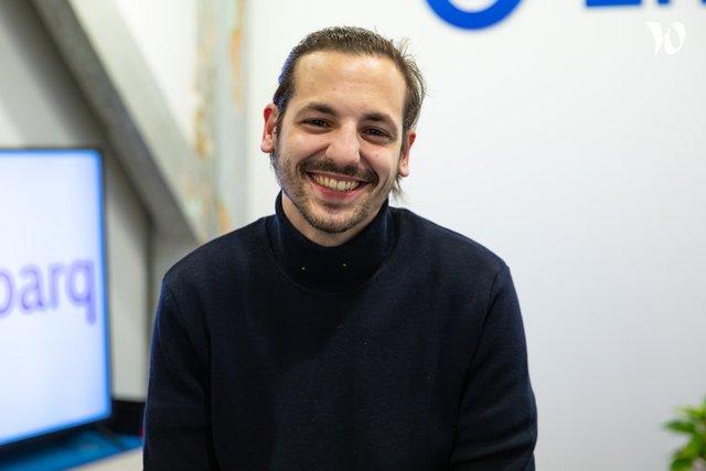 Rencontrez Antoine , Head of Sales - Embarq