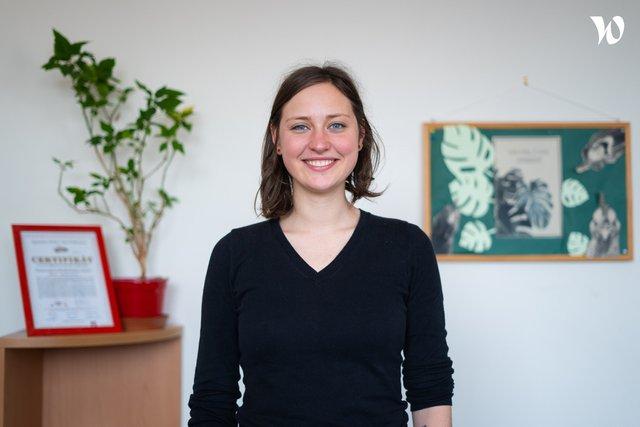 Tereza, Koordinátorka dobrovolníků - OBRAZ - Obránci zvířat, z. s.