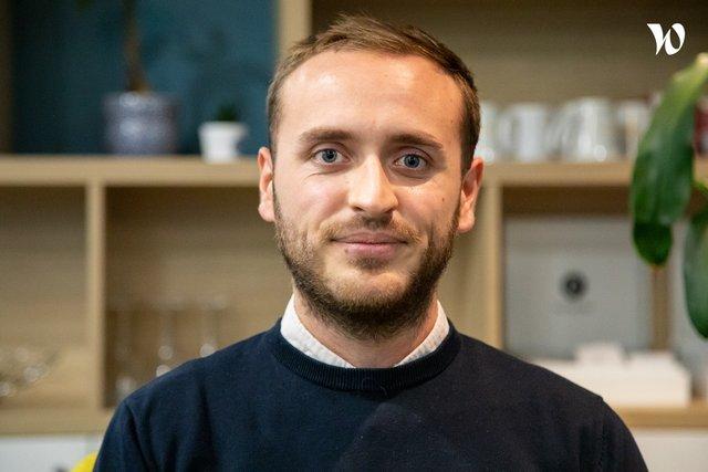 Rencontrez Florian, Technicien Service Clients - Sogelink