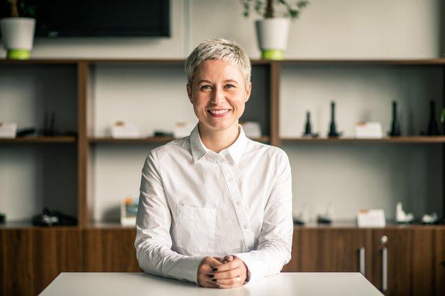 Gabriela Anselmi, Specialista projektové kvality - Continental