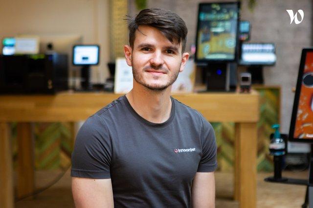 Rencontrez  Alexandre- Engineering Manager - Innovorder