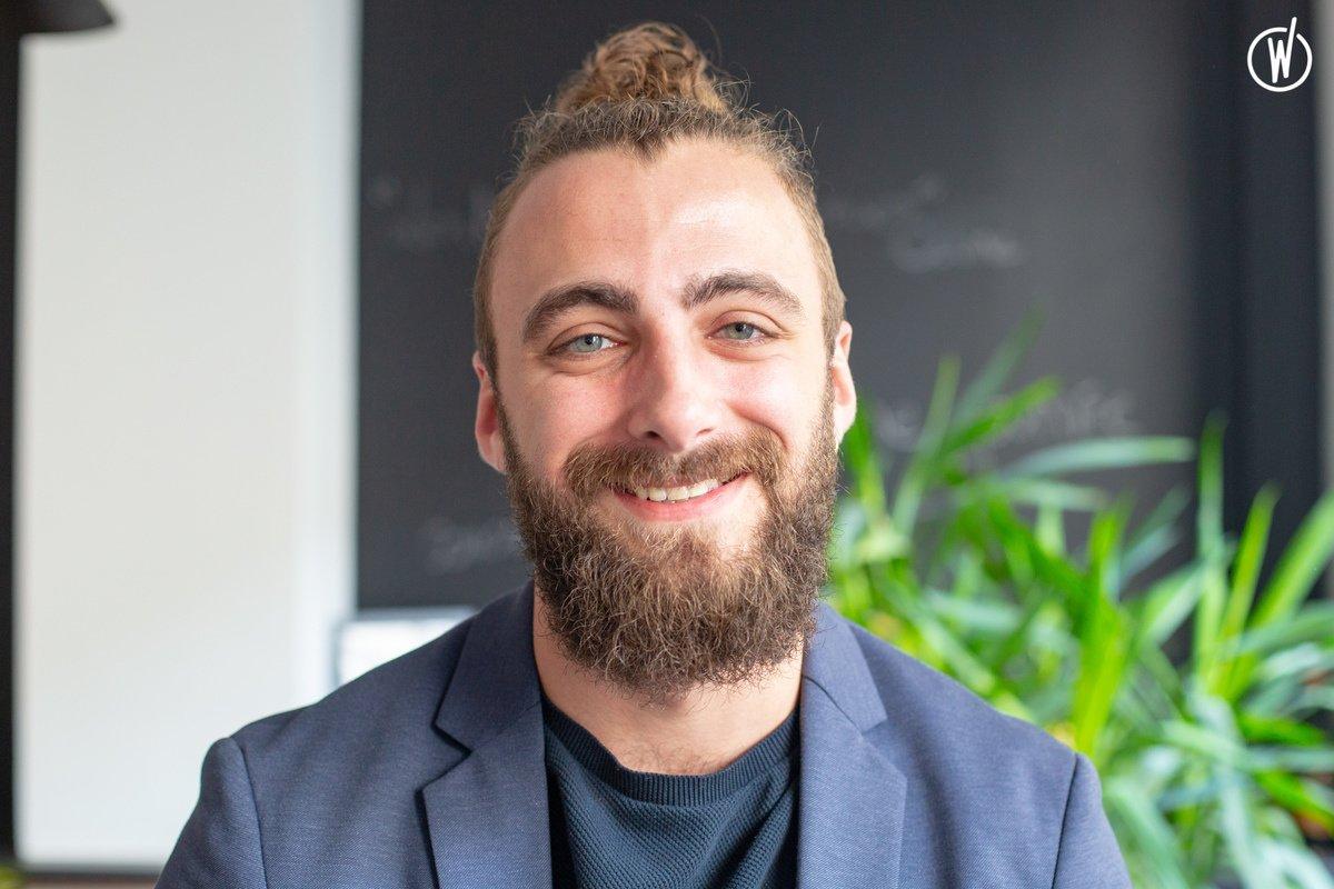 Rencontrez Yvann, Concepteur Rédacteur - Wellcom