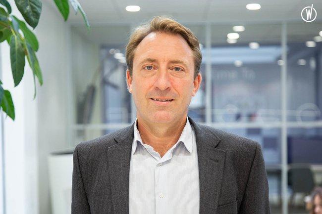 Rencontrez Olivier, CEO - SBT Human(s) Matter