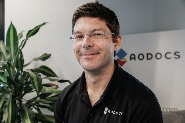 Rencontrez Stéphane, Fondateur & CEO - AODocs
