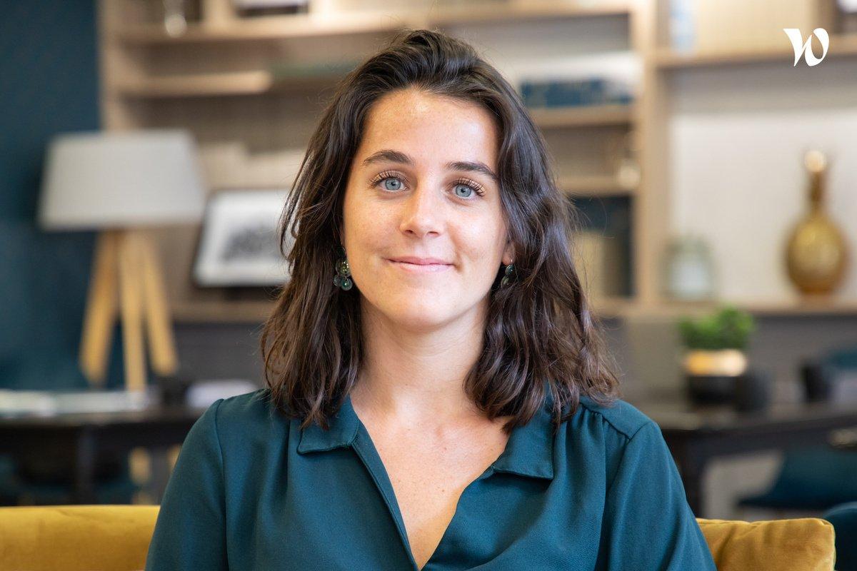 Rencontrez Éleonore, Chef de projet - LOSAM AGENCY
